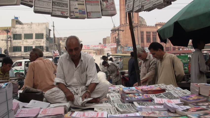 lahore-news-stand