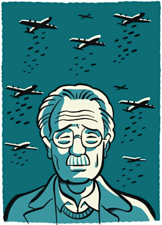 WG Sebald from the New Yorker